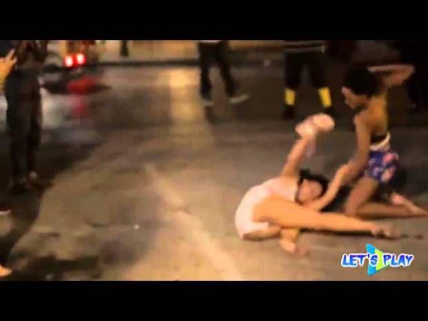 Brutal Girl Fight 2014
