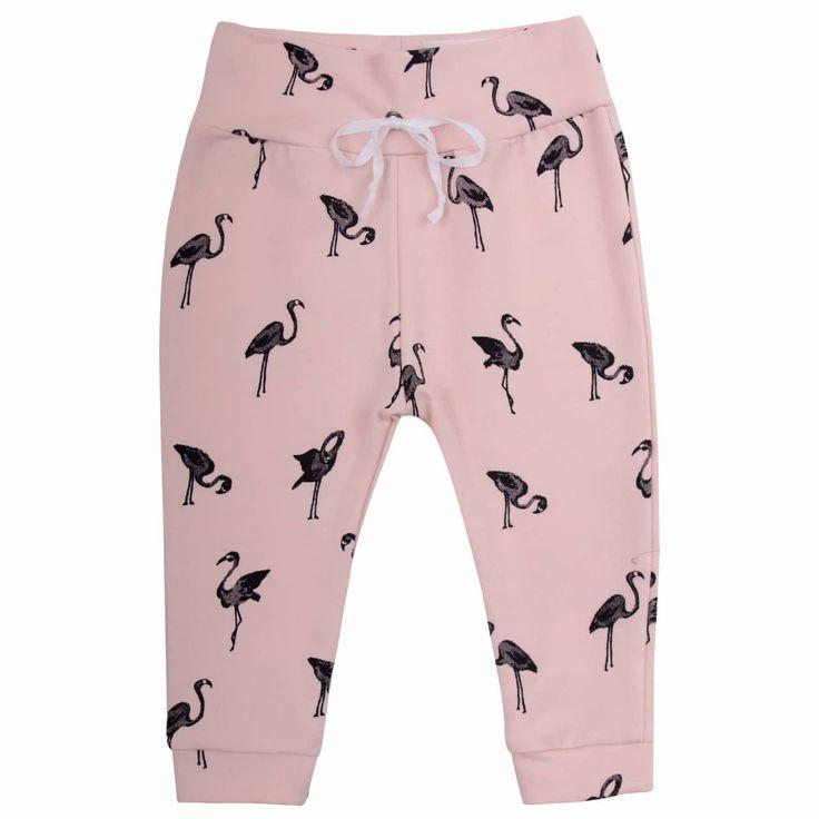Flamingo Pants | Poudre pour bebé