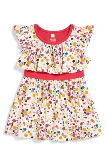 Tea Collection 'Confetti Tile' Dress (Baby Girls) | Nordstrom