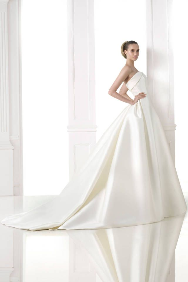 Peruse through the 53 most gorgeous bridal gowns of the season.