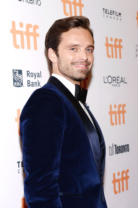 Sebastian Stan - at premiere of i, Tonya
