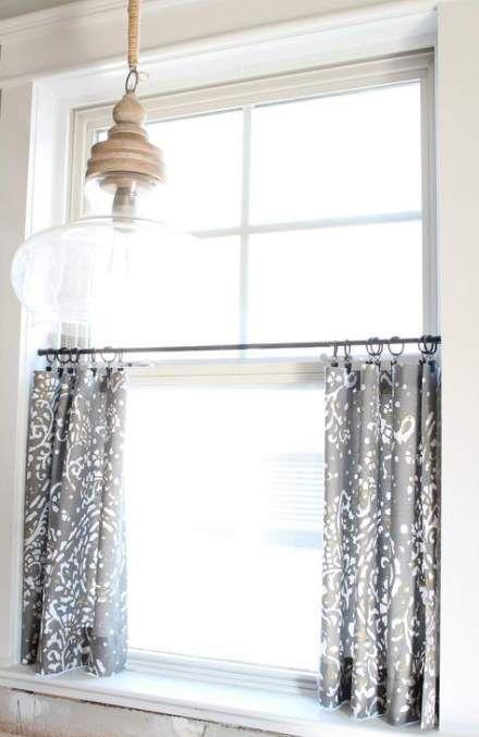 45 ideas farmhouse style curtains window treatments shabby chic for 2019 farmhouse in 2020 on farmhouse kitchen curtains id=67242