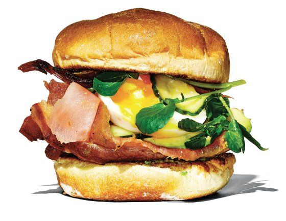 5 Sandwiches You'll Want to Eat This Spring -- Grub Street