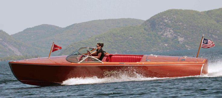 Hacker-crafts Are The Greatest Hand-crafted Mahogany Boats Ever Built » Hacker Boat Company, Inc. | 8 Delaware Ave. Silver Bay, NY 12874