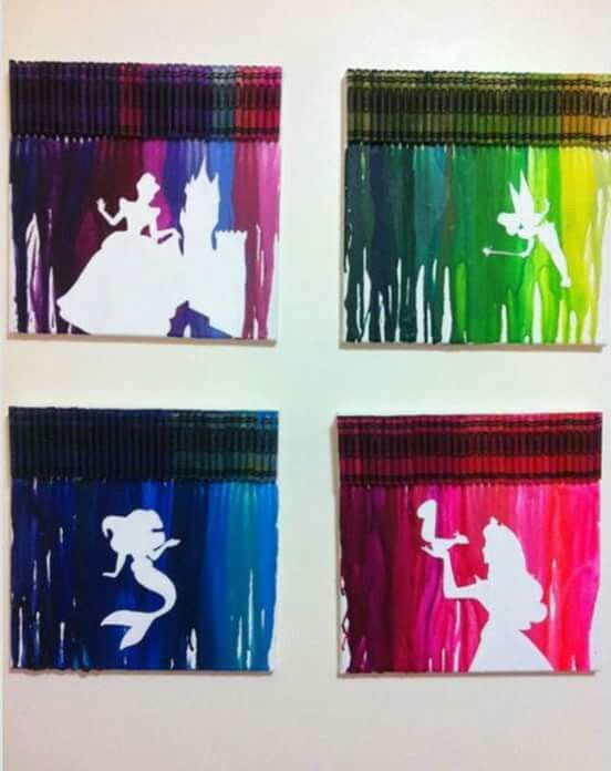 I want to do the Tinkerbell, Aurora, and Ariel. @nolanna