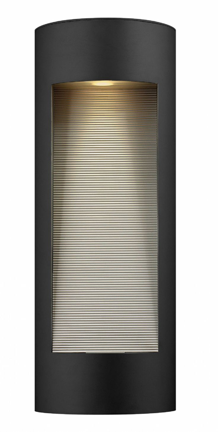 Outdoor led wall lantern olde bronze wall porch lights amazon com - Hinkley Lighting Luna Medium Wall Outdoor Lantern Led For Sale At Carolina Rustica