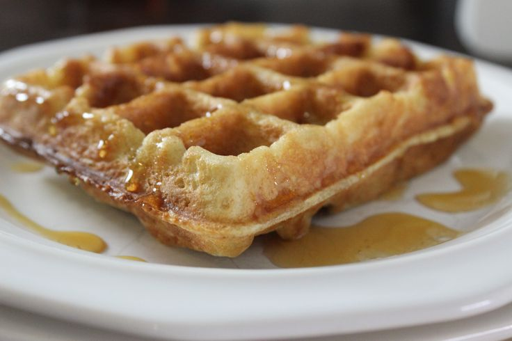 Joanne Chang's Perfect Waffles with a Lemony Twist