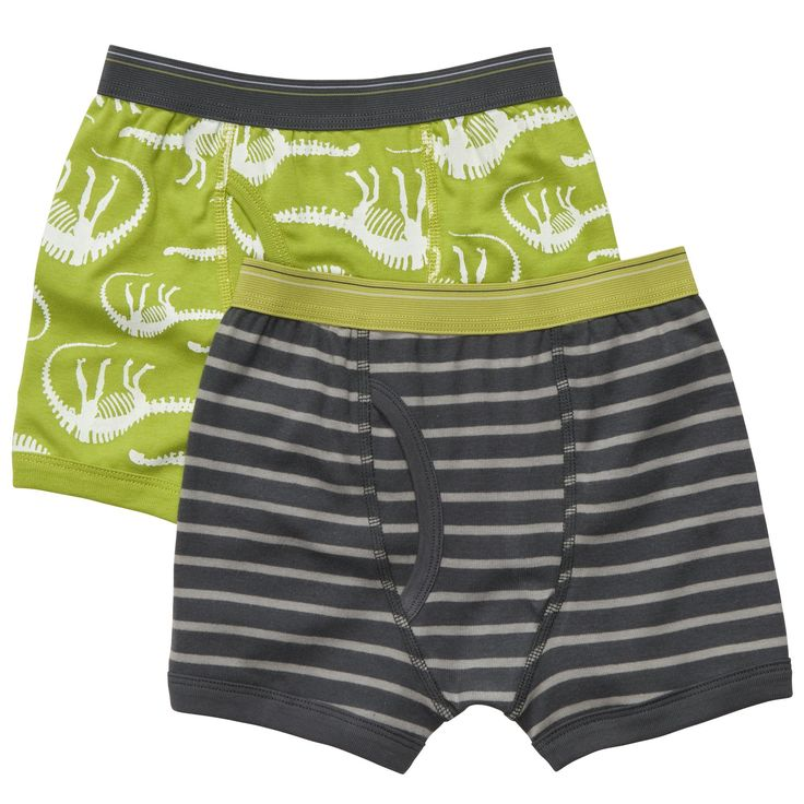 Cotton 2-Pack Boxer Briefs | Toddler Boy Underwear @thedavegallant they look just like saxx! how cute are these when Riley gets older!
