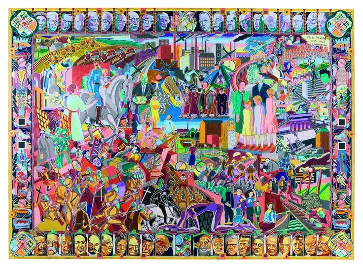 bjorn norgaard tapestries - Google Search