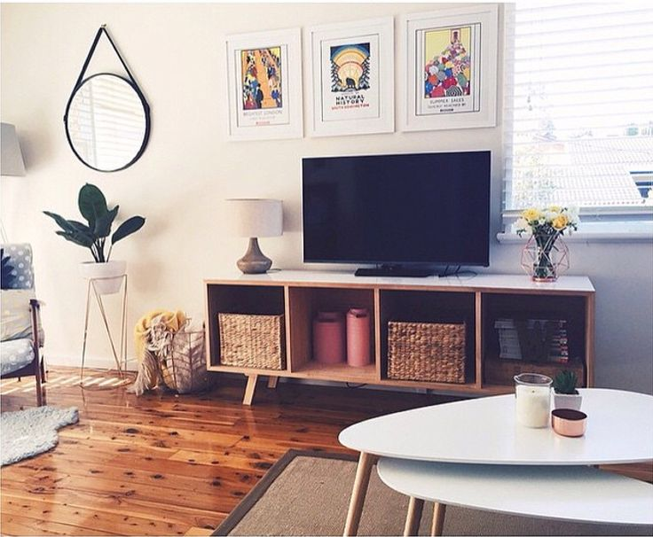 Best 25+ Tv Stand Decor Ideas On Pinterest