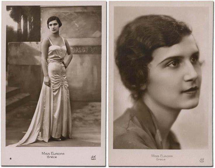 Αλίκη Διπλαράκου, 1930