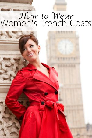 Cheap Trench Coats for Women with Hood Online