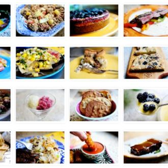 To make things a little easier to find, I have created a new page where I have parked all the recipes I've posted on this website through the years! Sometimes it's nice to scroll throug…