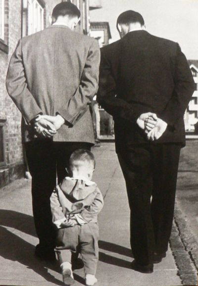 little gent - Photo by Robert Doisneau