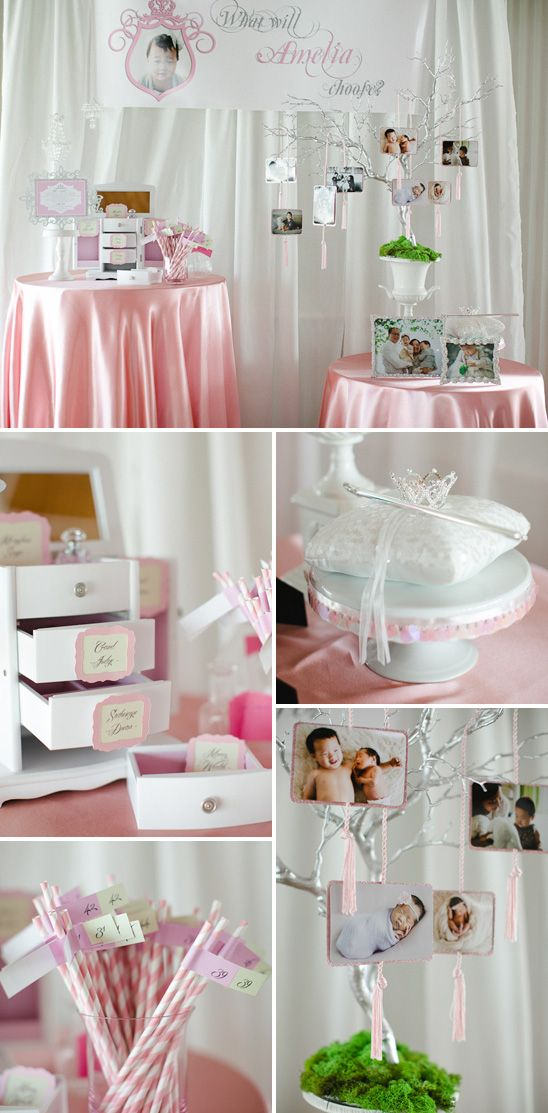 Royal First Birthday Party