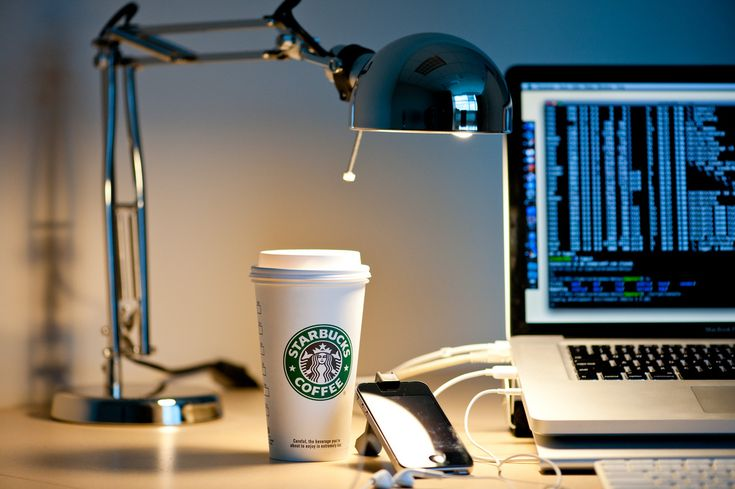 Image result for Starbucks and MacBook