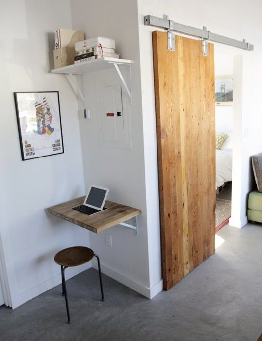 Best 25 apartment door ideas on pinterest college for Cheapest way to build a garage with an apartment