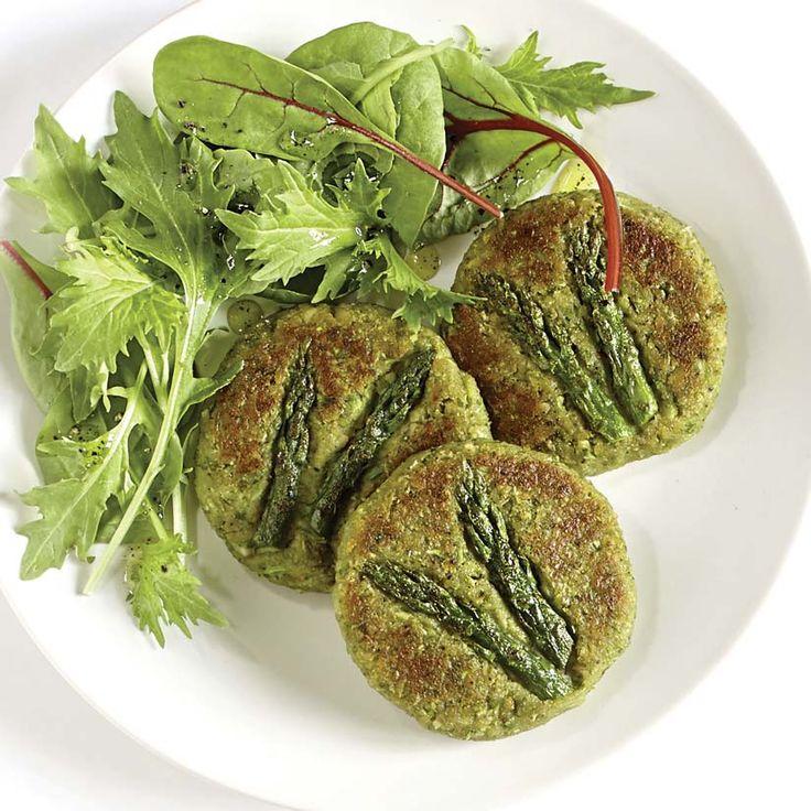 Falafels aux asperges - 15 recettes méditerranéennes pour manger mieux