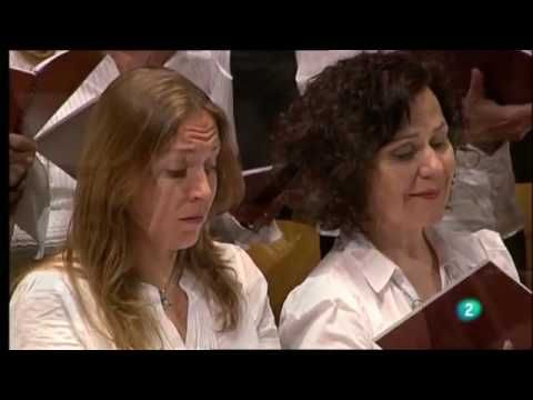 Madame Butterfly chorus by Puccini