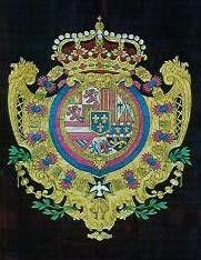 Dinastia de los Borbon-anjou.(1700-1808 Escudo de Felipe V