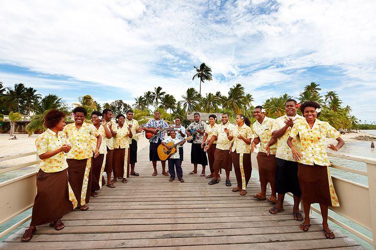 Plantation Island Resort Fijian Welcome Song