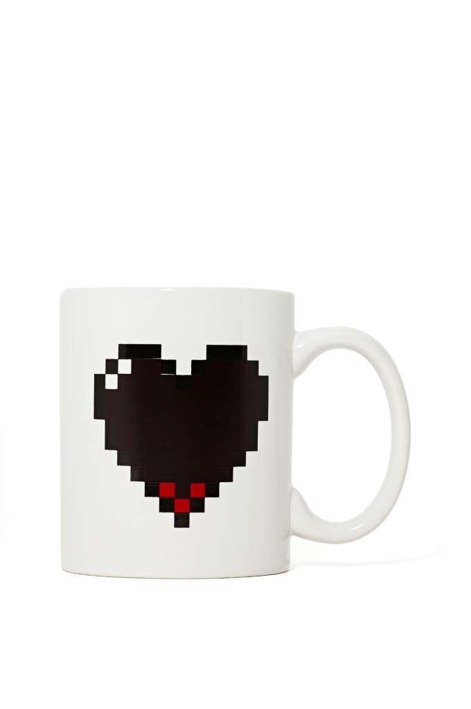 Take Another Pixel My Heart Mug