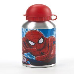 Spider Man Aluminium Bottle £6.49