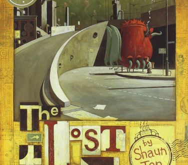 The Lost Thing by Shaun Tan ~ A Unit of Study (Yr 4 upwards) - Australian Curriculum Lessons