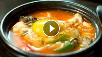 Korean food delivery - Korean food menu - Korean traditional food #001: Hi guys! This video would like to share about a simple Korean soup…