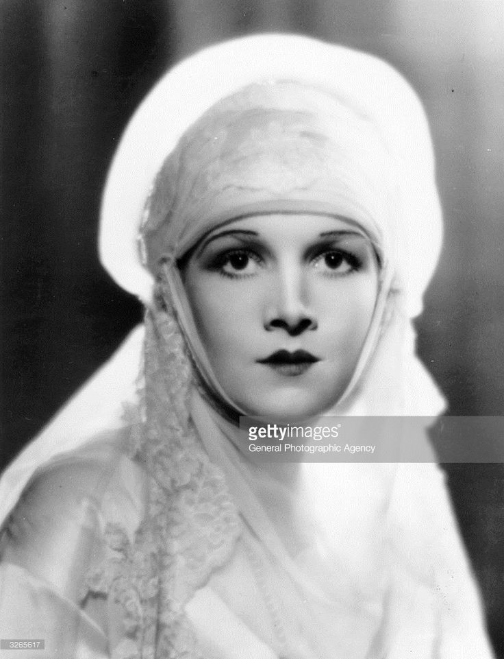 Hollywood film actress Ann Harding (1901 - 1981), a former star of the stage on…