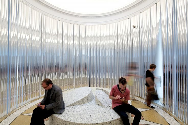 First Look Inside OFFICEUS, the US Pavilion at the 2014 Venice Biennale