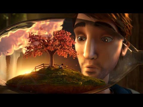 """CGI Animated Shorts HD: """"The Alchemist's Letter"""" - by Pixel Veil Product...beautifully animated CGI animated short film written and directed by the talented Carlos Andre Stevens! Starring 2-time Academy Award® nominee John Hurt"""