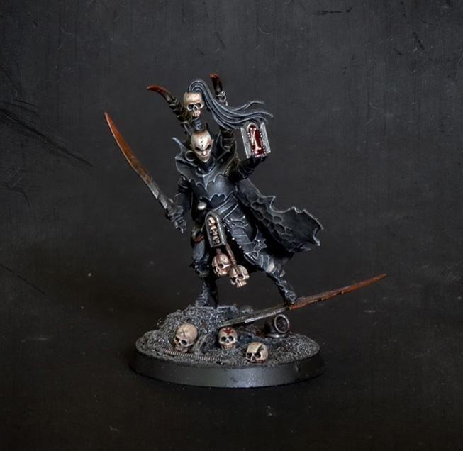 Archon, Dark Eldar, Kitbash, Pirate