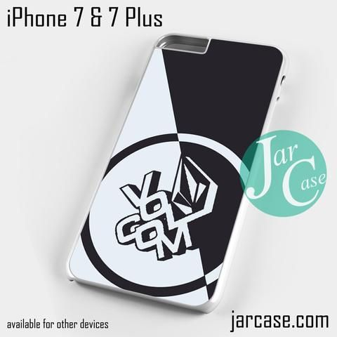 volcom Phone case for iPhone 7 and 7 Plus