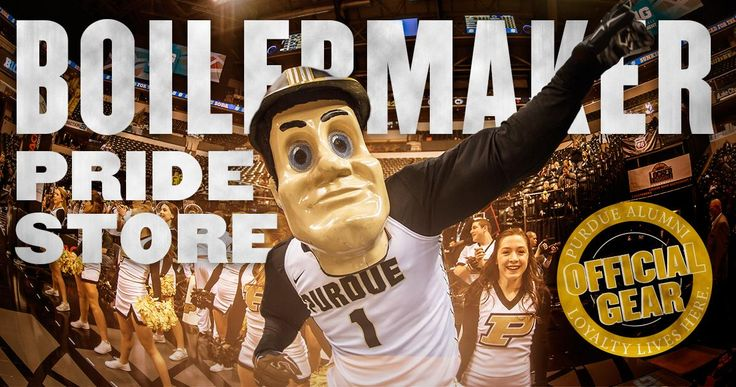 Just in time for the holidays, the NEW Boilermaker Pride Store is open! It's your new source for Purdue Alumni apparel and merchandise. Purdue Alumni Association members enjoy a 10% discount on their orders. #ad