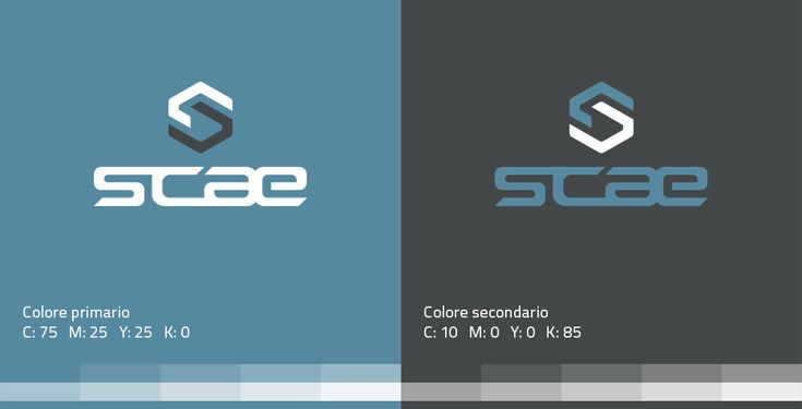 SCAE / Logo & Identity / on Behance #logo #branding #corporateIdentity