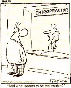 Picture quotes about stupid chiropractors - Google Search