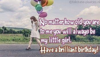 gefeliciteerd dochter jarig felicitatie verjaardag dochter plaatjes | Felicitaties | Pinterest  gefeliciteerd dochter jarig