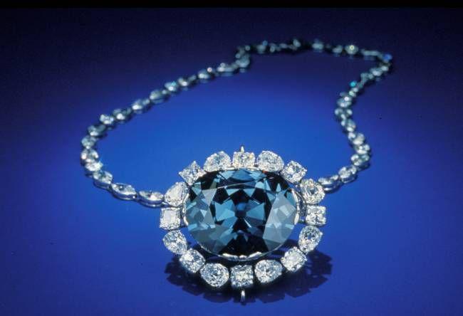 """Алмаз Хоупа был символом Короля-Солнце - 1 Февраля 2014 - """"Secret worlds"""""""