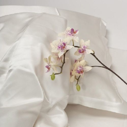 Silkesengetøj og silkelagner 100% ren øko-tex silke