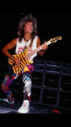 Image result for lynch guitar 80s