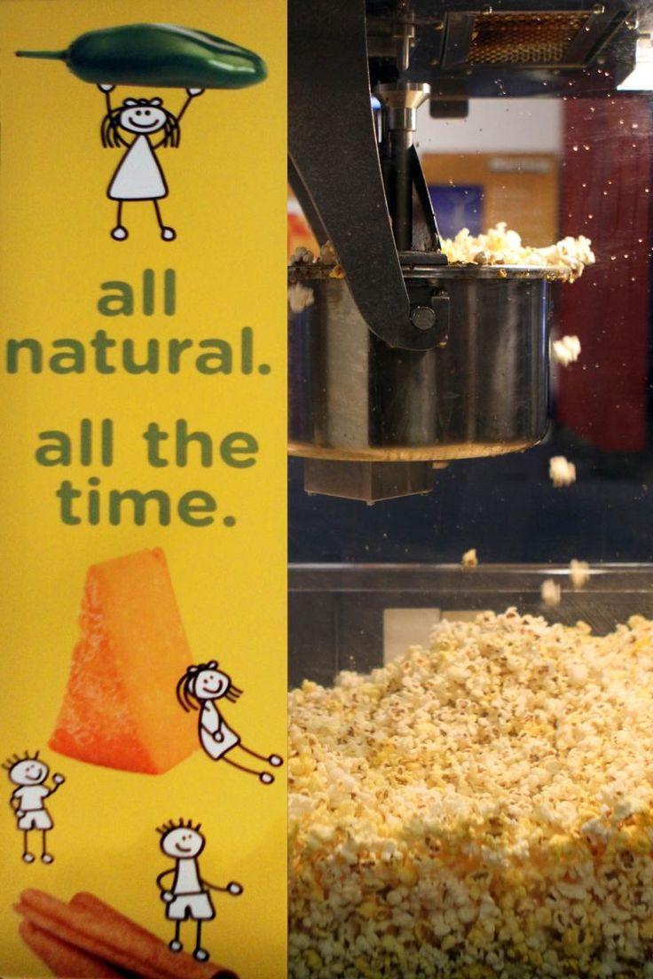 Nutrition | Doc Popcorn
