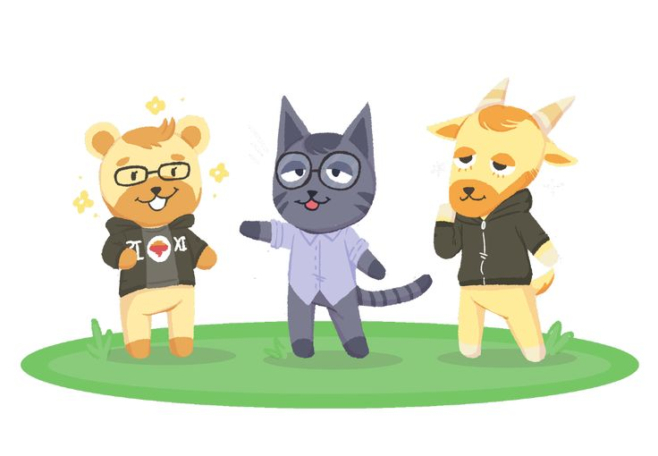 19++ Animal crossing normal villagers images