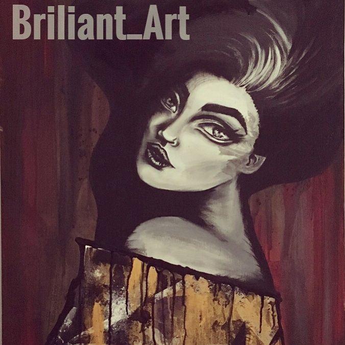 BRILIANT GR ILLUSTRATION #ART