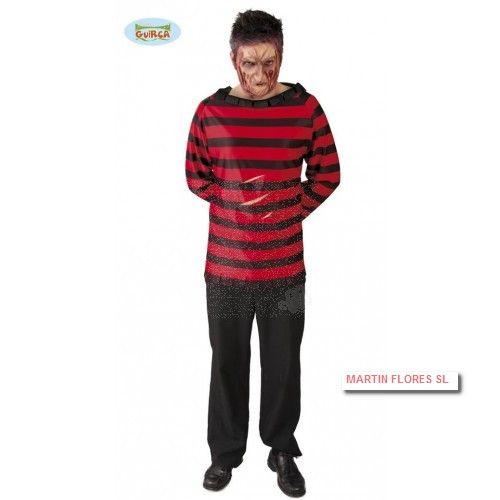 Disfraz Freddy kruguer  paRA DULTOS Y NIÑOS #halloween en #sevilla Visíta nuestra tienda ONLINE de golosinas y disfraces