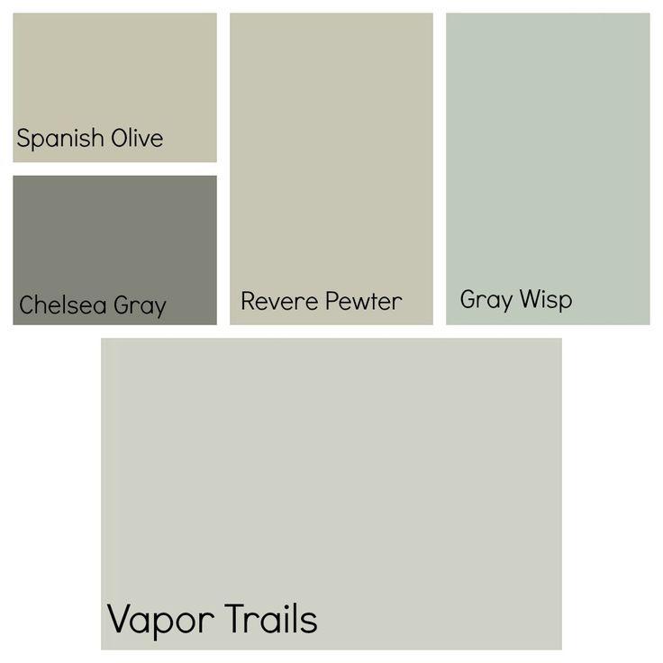 what color is vapor