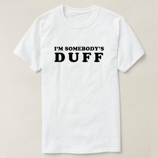 I am somebodys Duff Kylei Jenner Custom Shirts //Price: $15.50 & FREE Shipping //     #funnytshirts