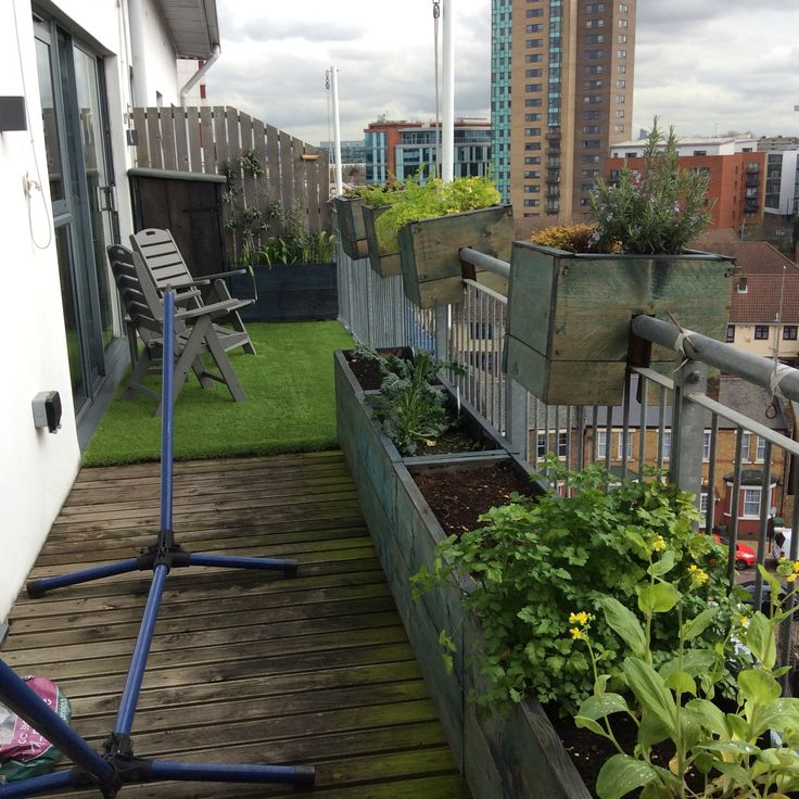 35 Best Designs Terraced Front Yard Ideas: 1038 Best Garden Design: Roof Terraces & Balconies Images