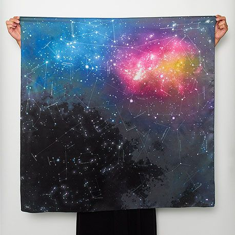 Oh man I want this Constellation Scarf $65 #scarf