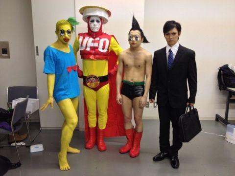 翔さん、初夢見た?の画像 | ゴールデンボンバー 鬼龍院翔オフィシャルブログ「キリショー☆ブログ」P…